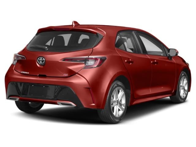 2019 Toyota Corolla Hatchback Se Toyota Dealer Serving Kingston Ny