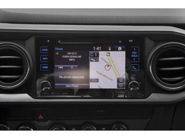 2019 Toyota Tacoma TRD Off Road Double Cab 5' Bed V6 MT