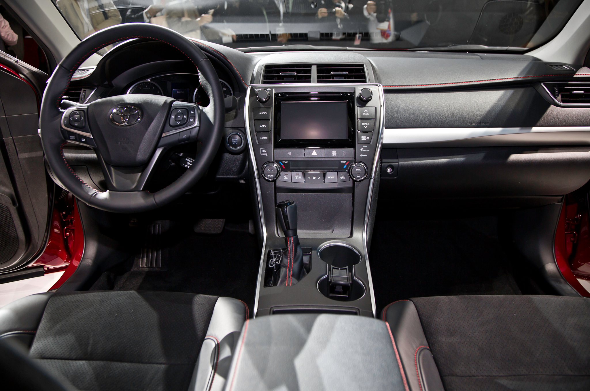 Prestige toyota reviews the 2015 camry - 2013 toyota camry interior parts ...