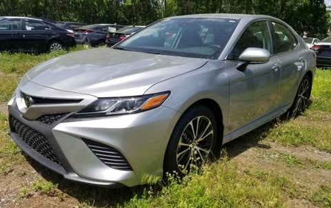 Prestige Toyota Kingston Ny >> 2019 Toyota Camry SE - Toyota dealer serving Kingston NY ...