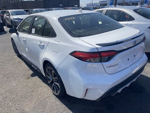 Prestige Toyota Kingston Ny >> 2020 Toyota Corolla XSE - Toyota dealer serving Kingston ...