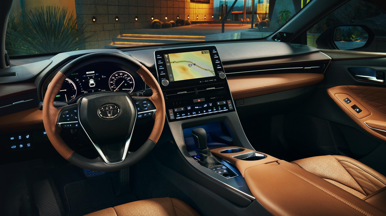 2020 Toyota Avalon Hybrid Ratings