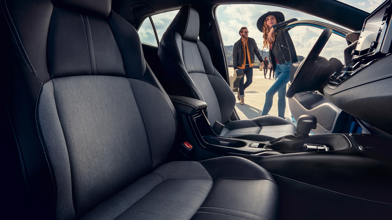 2020 Corolla Hatchback Near Kingston